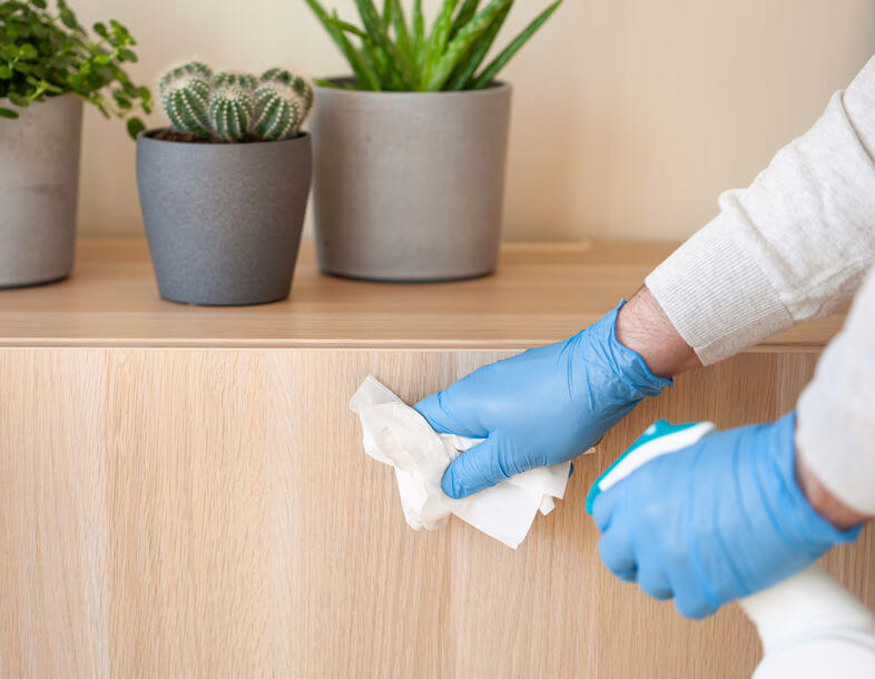 cleaning services during Coronavirus
