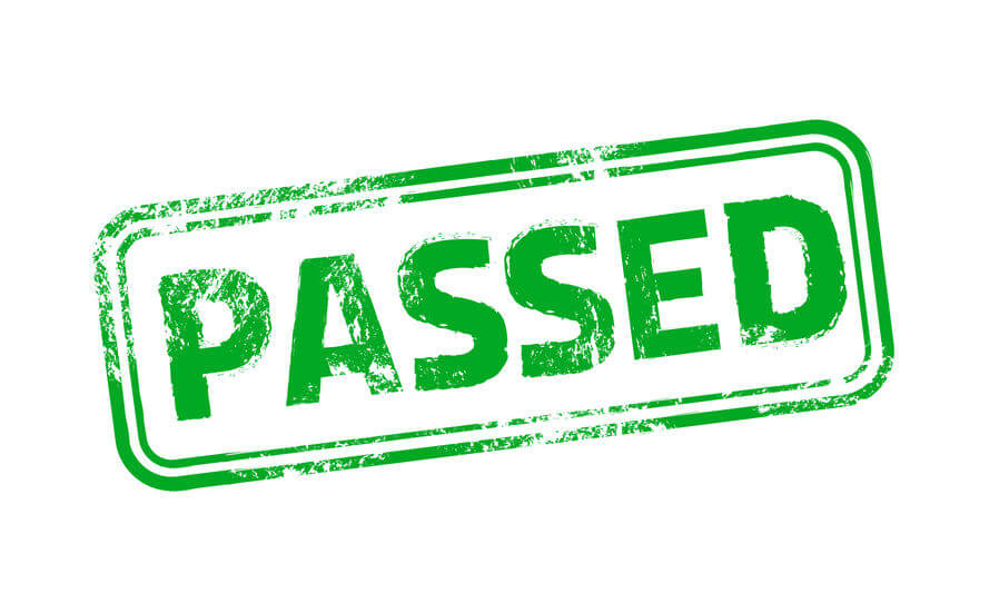 End of Lease Services-Passed